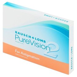 Bausch & Lomb PureVision 2 HD for Astigmatism (3 линзы)