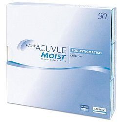 Acuvue 1-Day Moist for Astigmatism (90 линз)