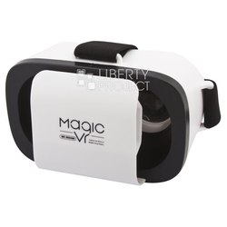 WK Magic MINI VR 3D Glasses WT-V01 (белый)