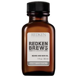 Redken Масло для бороды Beard And Skin Oil