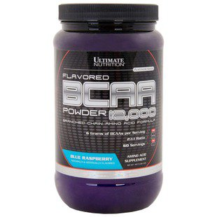 BCAA Ultimate Nutrition BCAA 12000 Flavored (457 г)