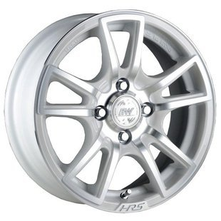 Racing Wheels H-411 7x16/4x108 D65.1 ET25 WFP