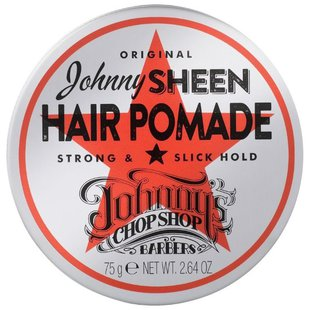 JOHNNY'S CHOP SHOP Помада Sheen Hair Pomade