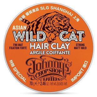 JOHNNY'S CHOP SHOP Глина Wild Cat Hair Clay
