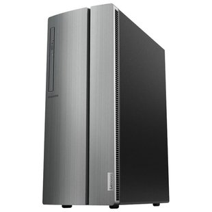 Настольный компьютер Lenovo 510-15ICB (90HU0068RS) Mini-Tower/Intel Pentium G5400/4 ГБ/128 ГБ SSD/Intel HD Graphics 630/DOS