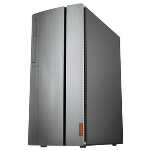 Настольный компьютер Lenovo 720-18APR (90HY002KRS) Midi-Tower/AMD Ryzen 5 2400G/8 ГБ/1024 ГБ HDD/Radeon RX Vega 11/Windows 10 SL