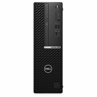 Настольный компьютер DELL Optiplex 7080 SFF (7080-6864) Intel Core i5-10500/8 ГБ/256 ГБ SSD/Intel UHD Graphics 630/Windows 10 Pro