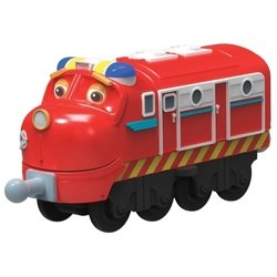 Игрушка Chuggington Die-Cast паровозик Уилсон Патруль (LC54117) (от 3 лет)