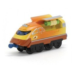 Игрушка Chuggington Die-Cast паровозик Чаггер (LC54017) (от 3 лет)