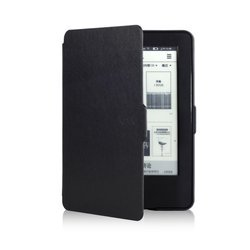 Чехол-книжка для Amazon Kindle PaperWhite (Ultra Slim AKP-US01BL) (черный)