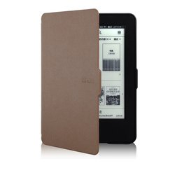 Чехол-книжка для Amazon Kindle PaperWhite (Ultra Slim AKP-US01BR) (коричневый)