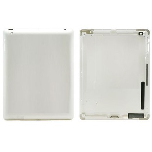 Корпус для Apple iPad 4 (62553) (серебристый) (1 категория Q)